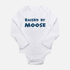 Raise Long Sleeve Infant Bodysuit