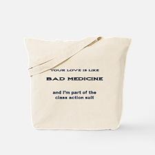 Love Litigation Tote Bag
