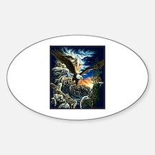 eagle Decal