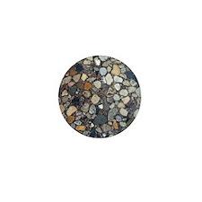 Rocks Mini Button (10 pack)