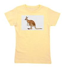 kangaroo Girl's Tee