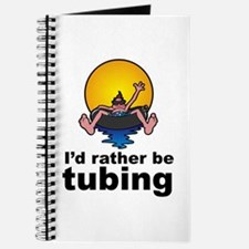 I'd Rather be tubing River Sport Journal