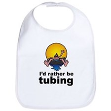 I'd Rather be tubing River Sport Bib