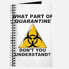 Quarantine Journal