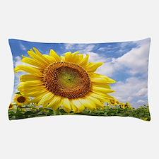 Sunflower Garden Pillow Case