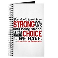 Lung Cancer HowStrongWeAre Journal