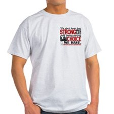 Retinoblastoma HowStrongWeAre T-Shirt