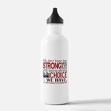 Retinoblastoma HowStro Water Bottle