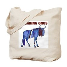 BREAKING GNUS Tote Bag