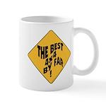 The Best 4x4 by Far Mug
