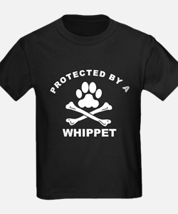 Protected By A Whippet T-Shirt