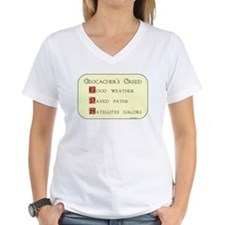 Geocacher's Creed Shirt