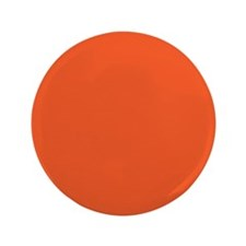 """Persimmon Orange Solid Color 3.5"""" Button (100 pack"""