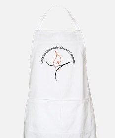 UUCA Abstract Chalice BBQ Apron