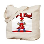 B-B-Q King Tote Bag