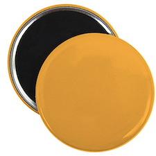 Bright Orange Solid Color Magnets