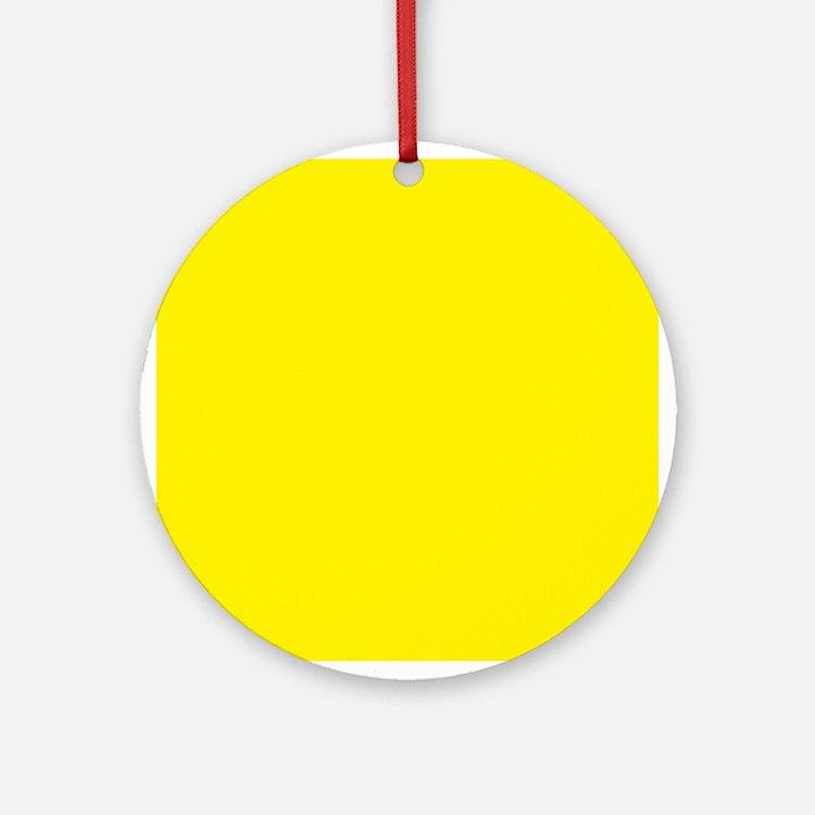 yellow ornaments