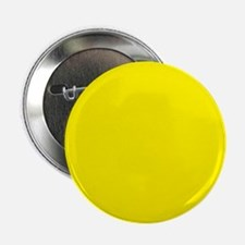 """Aureolin Yellow Solid Color 2.25"""" Button (10 pack)"""