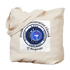 UUCA Circle Chalice Tote Bag
