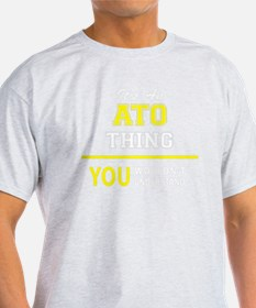 Unique Ato T-Shirt