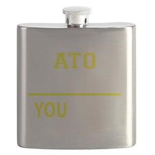 Cute Ato Flask