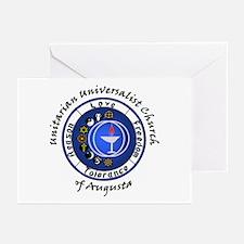 UUCA Circle Chalice Greeting Cards (Pk of 10)