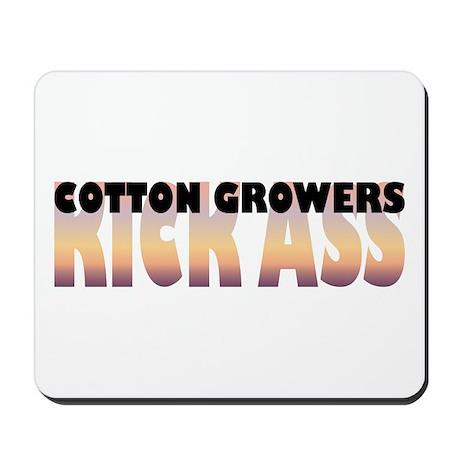 Cotton Growers Kick Ass Mousepad