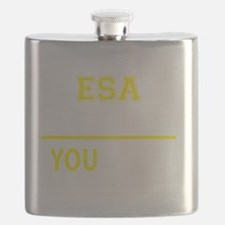Unique Esa Flask