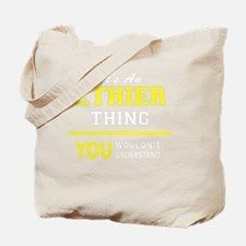 Unique Ethier Tote Bag
