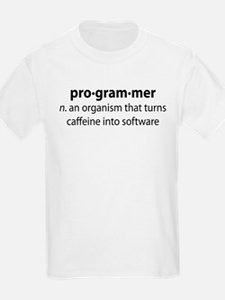 Programmer - Ash Grey T-Shirt