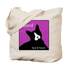 Spay and Neuter Cats Tote Bag