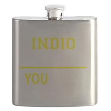 Unique Indio Flask