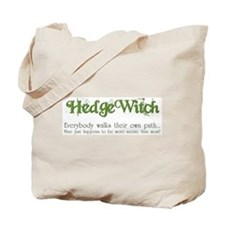 Hedge Witch Tote Bag