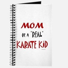 Karate Mom 2 (Cinnamon) Journal