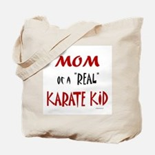 Karate Mom 2 (Cinnamon) Tote Bag