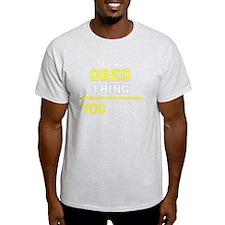 Unique Oreo T-Shirt