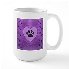 Heart -n- Paw Mug