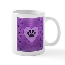 Heart -n- Paw Small Mug