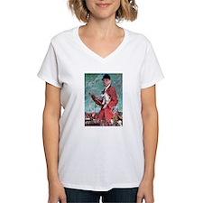 Huntsman with terrier T-Shirt