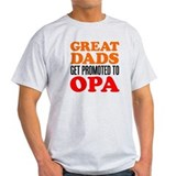 Opa tee shirts Mens Light T-shirts