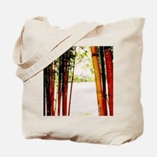 Funny Bamboo Tote Bag