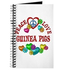 Peace Love Guinea Pigs Journal