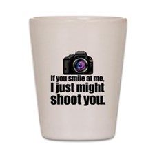 PHOTOs Shot Glass