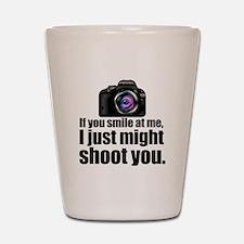 PHOTOs Shot Glass
