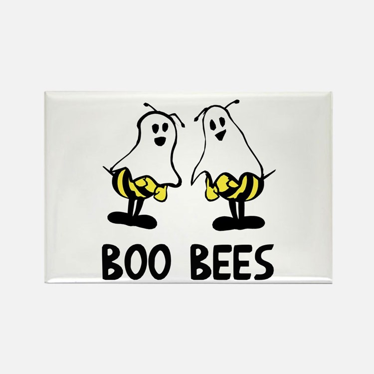 Boo bees Rectangle Magnet