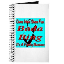 Bada Bing Journal