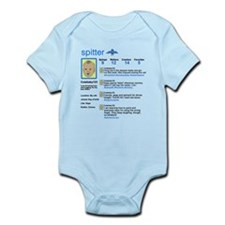 Spitter Infant Bodysuit