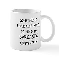 Hold sarcasm in Mug