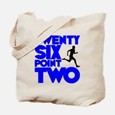 26.2 HIS Tote Bag