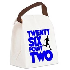 26.2 HIS Canvas Lunch Bag